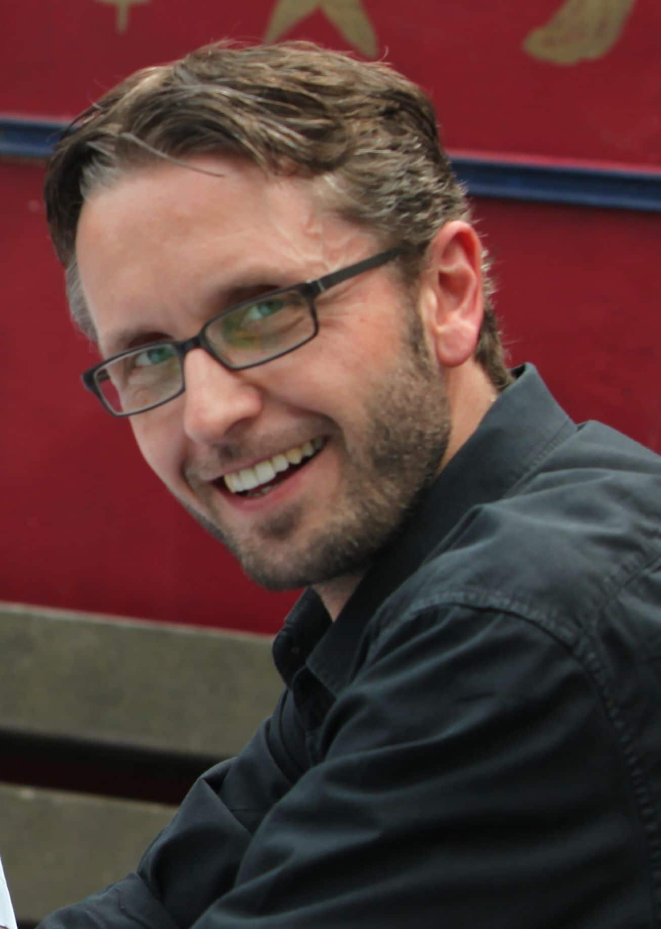Dr. Roelf Bleeker-Dohmen ist der Leiter der Unternehmenskommunikation bei der Graf Recke Stiftung