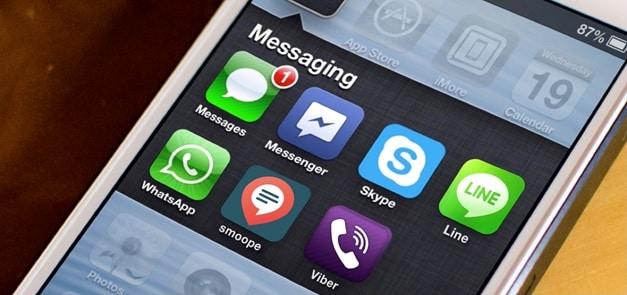 Das Bild zeigt das Smoope Icon auf dem Smartphone