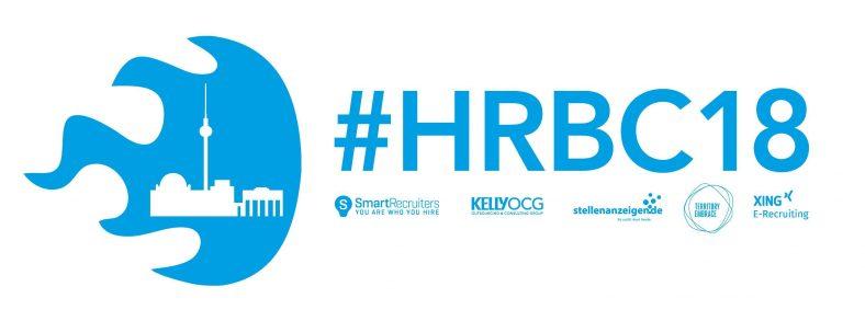 Das Bild zeigt das Logo zum HR Barcamp
