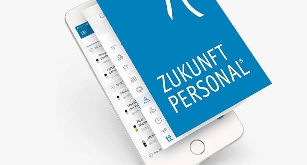 Bild: App zur Messe Zukunft Personal Europe