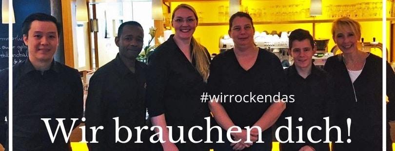 Teamfoto zur Facebook Jobs Kampagne der Diakonie Essen