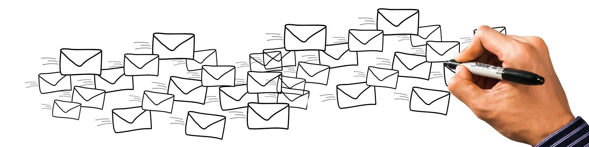 Nachrichten an potentielle Bewerber per XING und LinkedIn