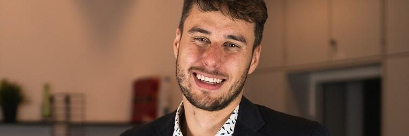 Matthias Mauch vom Bildungsdienstleister Gerandu