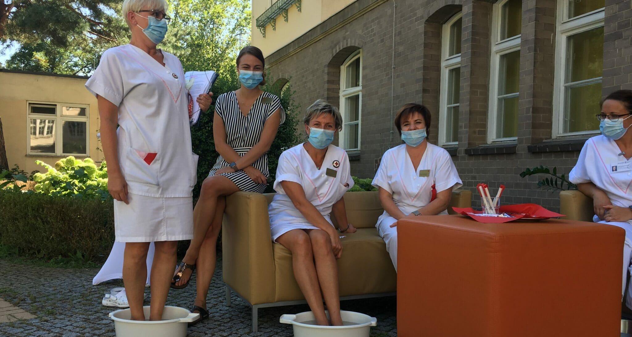Bewerber Speeddating bei den DRK Kliniken Berlin Köpenick