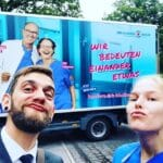 Instagram Post eines HR Excellence Award Gewinners