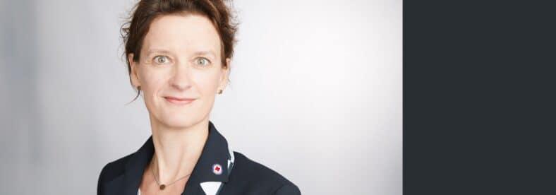 Pflegedienstleiterin Astrid Weber, DRK Kliniken Berlin Köpenick